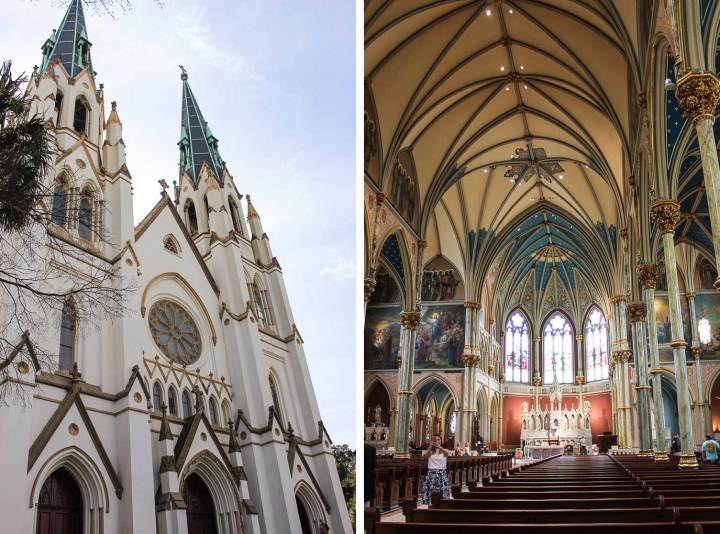 Savannah Cathedral | Fork in the Kitchen
