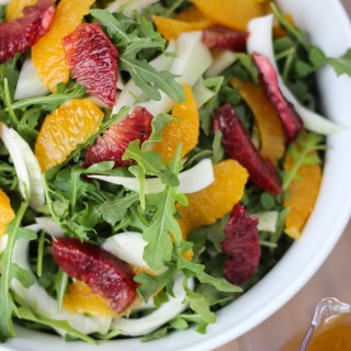 Fennel and Citrus Salad