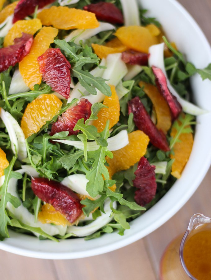 Fennel and Citrus Salad // fork in the kitchen