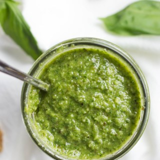 Basil Mint Pesto