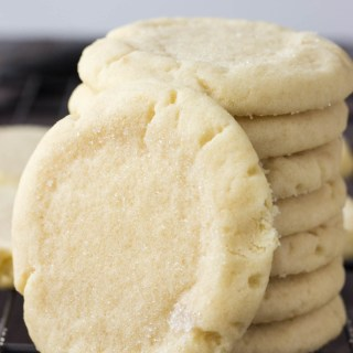 Amazingly Soft Sugar Cookies