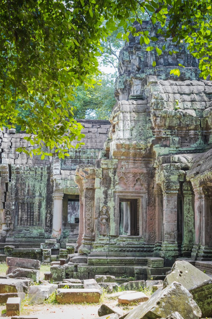 Siem Reap, Cambodia | Ta Prohm | Fork in the Kitchen