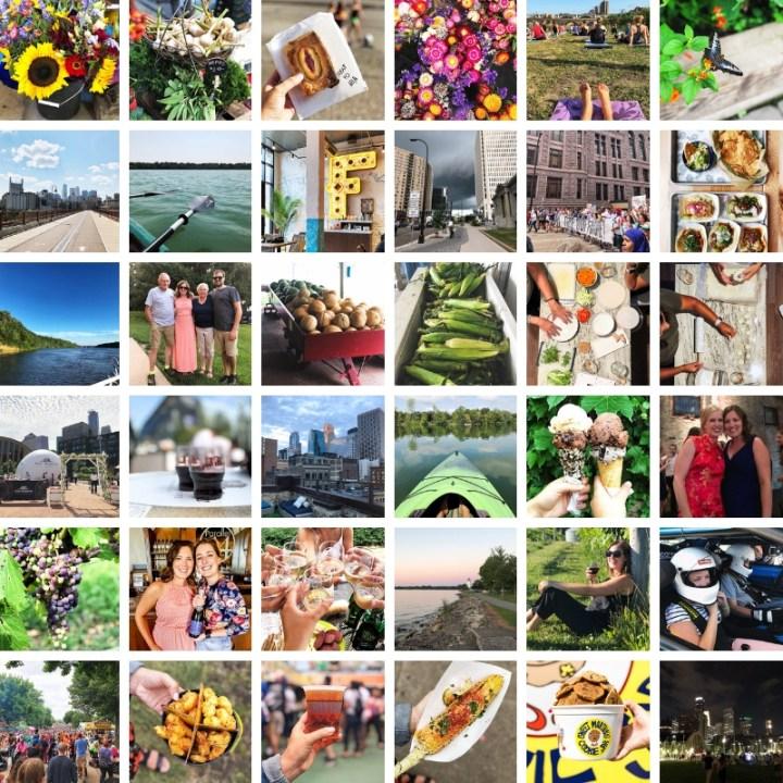 Summer 2018 Collage