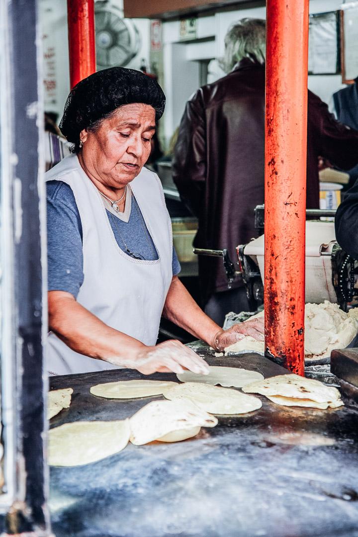 Food Touring Mexico City's Historic City Center