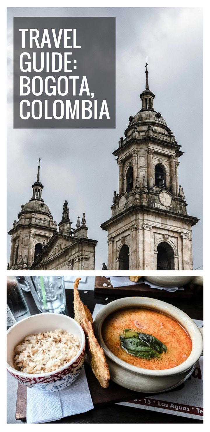 Travel Guide: Bogota, Colombia. What to know before traveling to Bogota: how to get there, where to stay, what to do, sights to see, and—most importantly—what to eat in Bogota, Colombia. Vamos!   forkintheroad.co   #travel #colombia #bogota