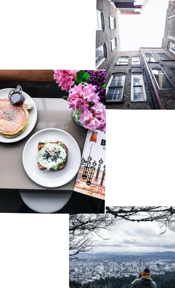Notes from the Road: March 2018 | Portland Travel, Healthyish Dinner