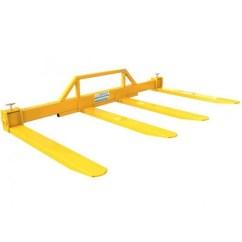4 Prong Forklift Moderne Gastro Sessel Wide Load Stabilisers Attachment Specialists Adjustable Four
