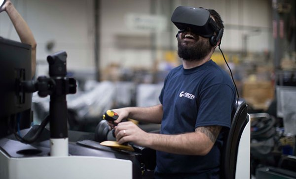 10 Pros Of Virtual Reality Forklift Training