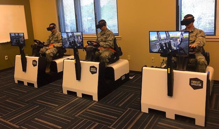 Forklift Training Program Army