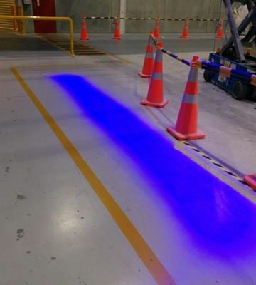 crane light line optic