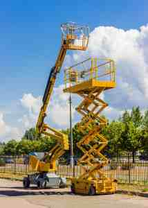 Scissor and Boom lift training
