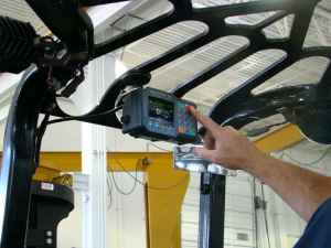 Forklift Monitoring Systems