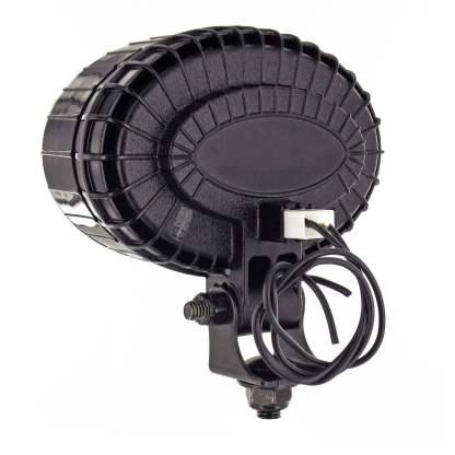 JW Speaker 770BLU Blue Forklift Safety Spot Light, 12-48V LED, 9W-2