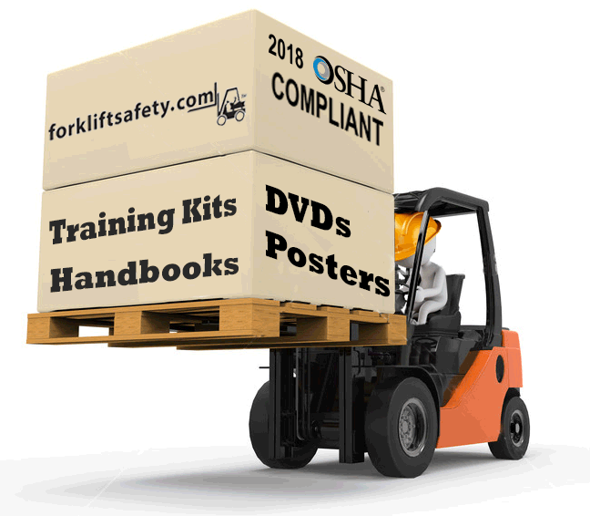 forklift safety training materials