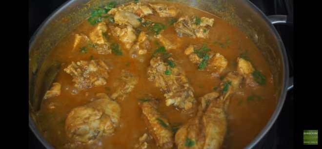 Tamil Nadu Chicken Recipes