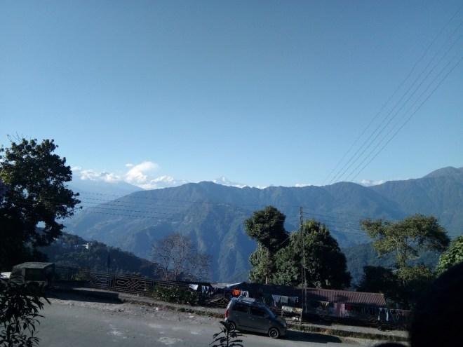 On the way to Gangtok