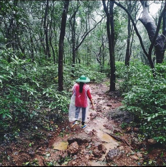Exploring Pints in Matheran  Photo By: Astha Rani