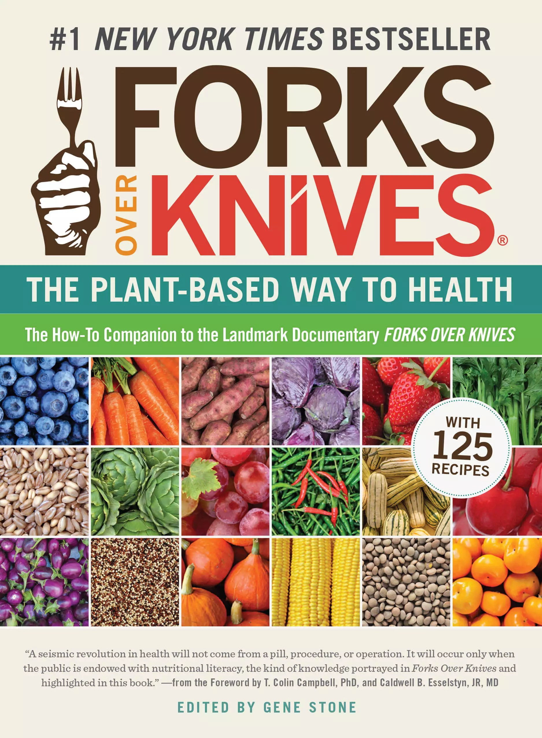 Forks Over Knives The Plant Based Way To Health