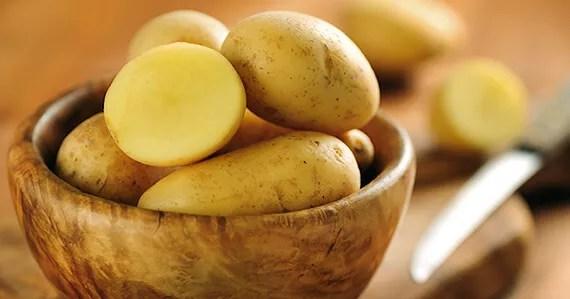 Potatoes570x2991 Getting Well On Twenty Potatoes a Day