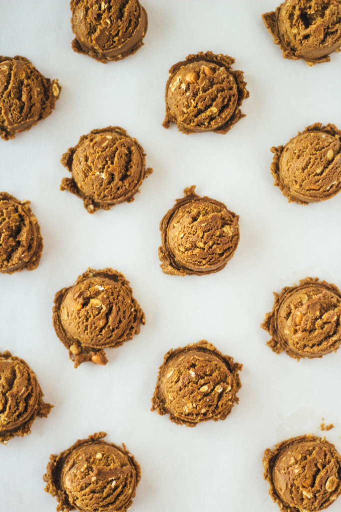 oatmeal butterscotch cookies eggyolksonly fork to belly