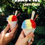 Shave Ice Cake Pops
