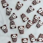 Skeleton Bear Oreo Cookies