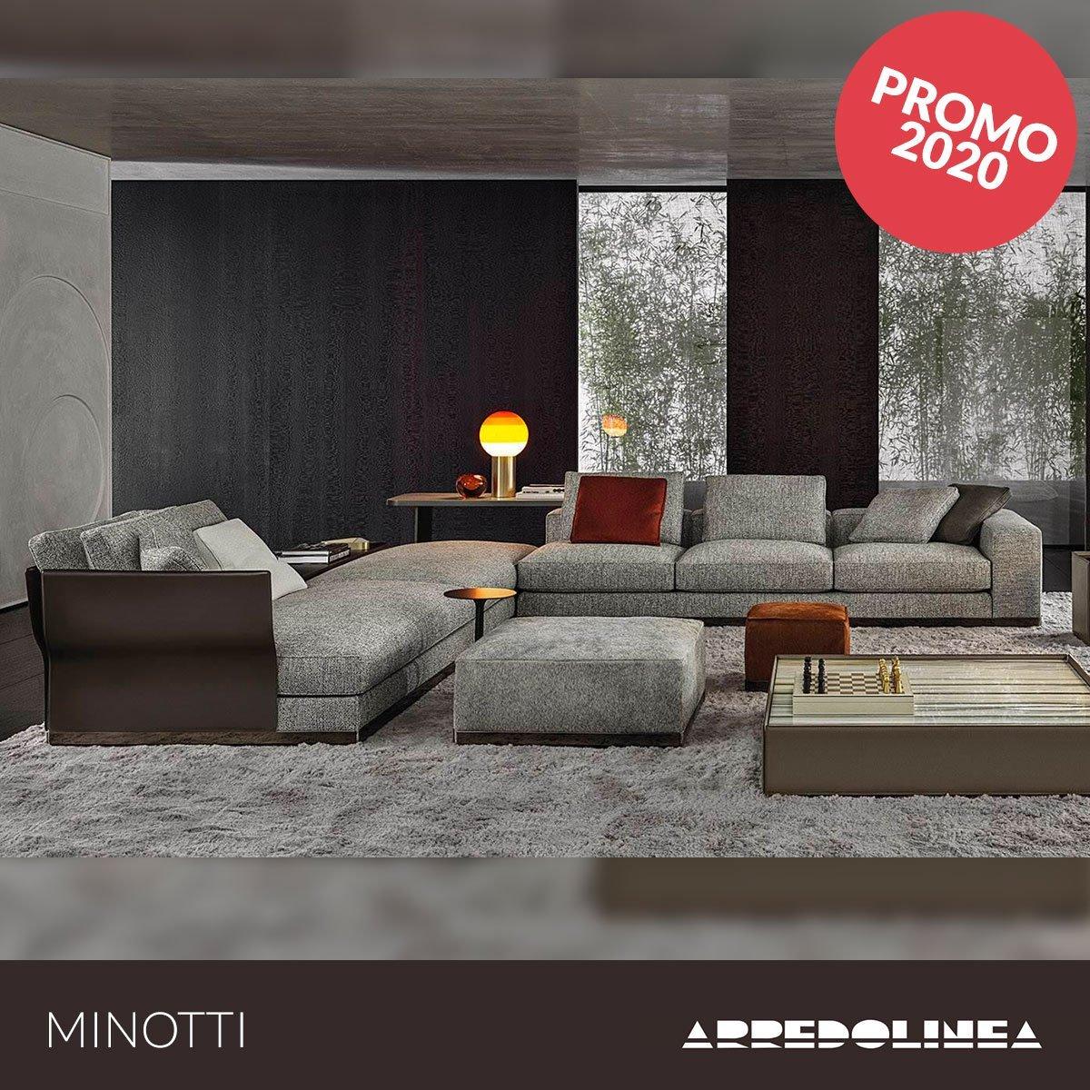 Promo 2020 - Minotti