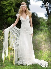 bohemian wedding dresses 2012 collection - for life and style