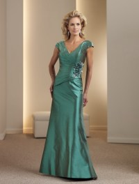 emerald green mother of the bride dresses