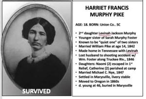 Harriet Frances Murphy Pike