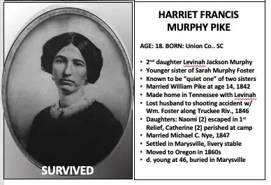 Harriet Frances Murphy Pike