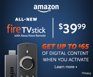 All New Amazon Firestick 2016