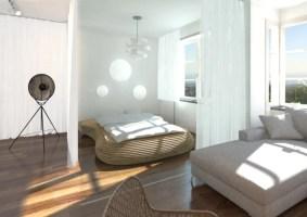 kleines wohn schlafzimmer einrichten   vlfinger