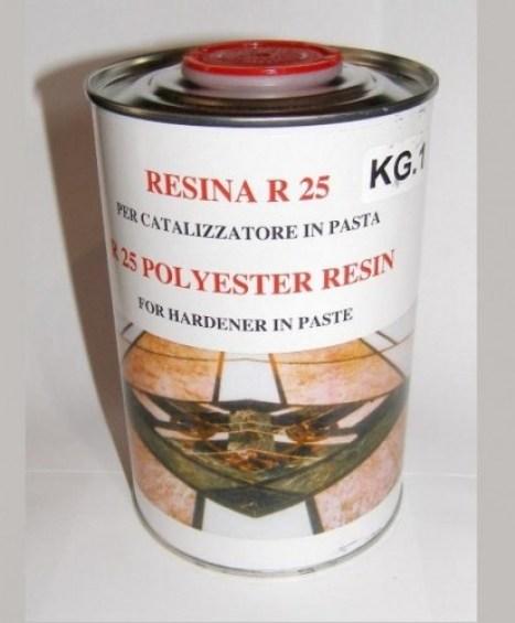 RESINA R25 резинатура 1 л.