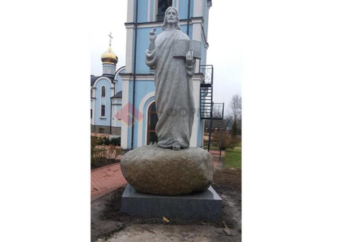 Статуя Иисуса Христа, 2016