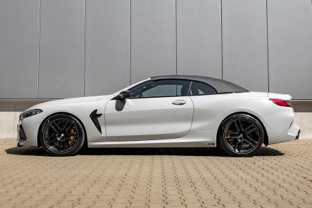 BMW M8 Competition H&R 2020