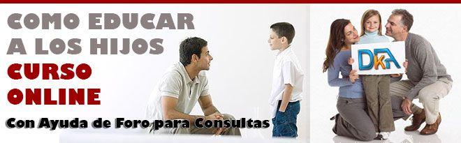 Curso como educar a los Hijos