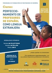 Curso formación Malaga julio 2018