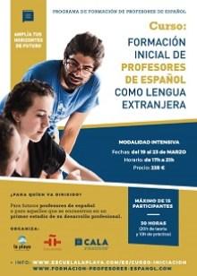 Curso formación Malaga marzo 2018