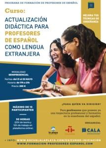 Curso Formación Mayo 2018