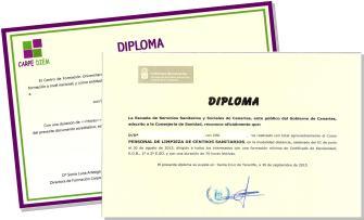 Diplomas Carpe Diem