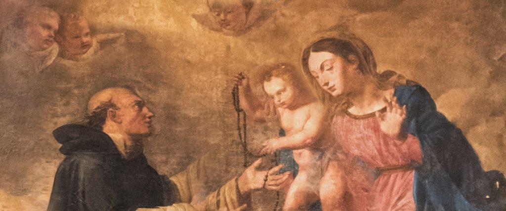 El Beato Alan de la Roche y las promesas de la Virgen María