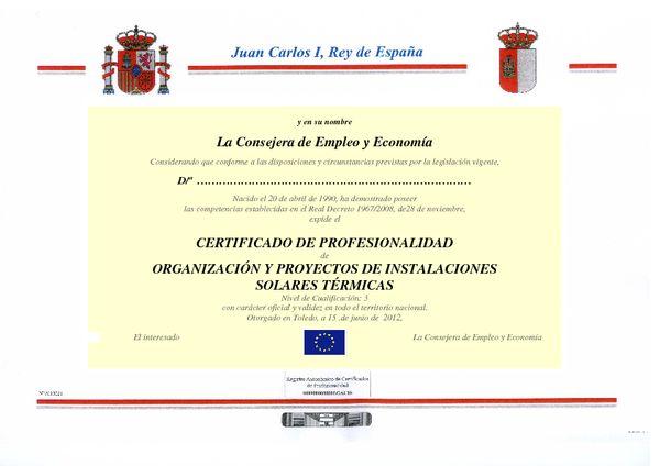 Certificados de Profesionalidad qu son y su importancia