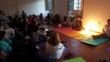 foto charla alimentacion en Sevilla 2