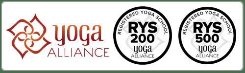 Yoga Alliance Registered Yoga School 200 500