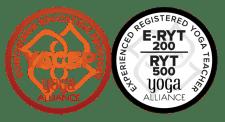 Yacep - E-RYT 200 - RYT 500