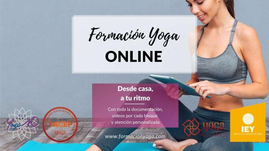 formacion yoga online