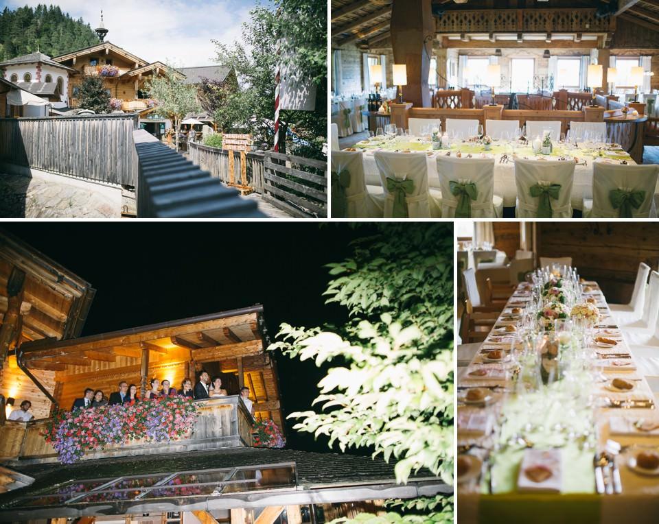 Top Hochzeitslocation Tirol | Hochzeit feiern in der Seealm | fotografiert von FORMA photography