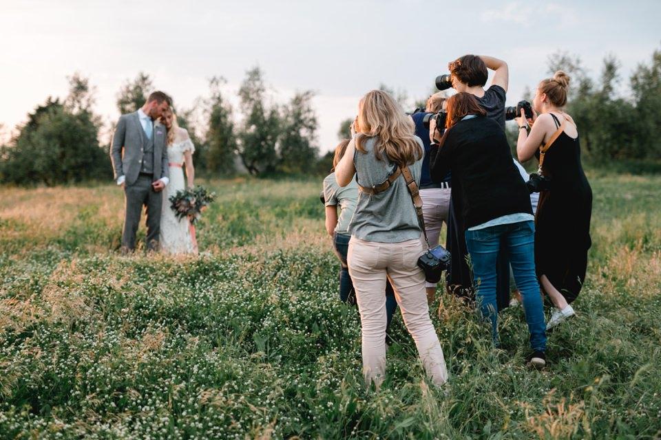 Workshop Hochzeitsfotografie - La Dolce Vita von FORMA photography und Marie & Michael Photography