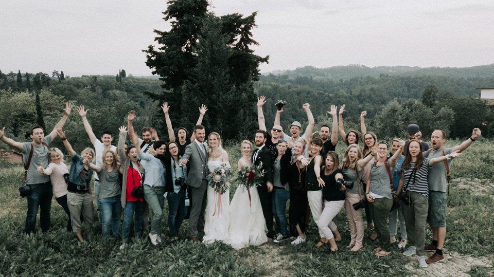 Workshop Hochzeitsfotografie - La Dolce Vita